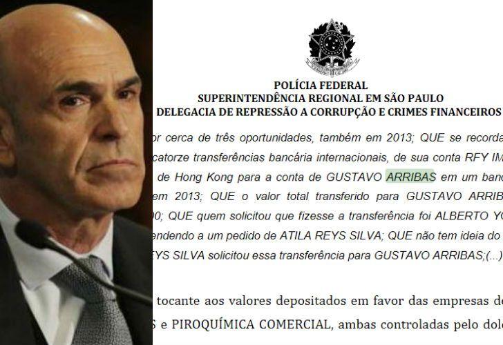 La Justicia brasileña tiene pruebas de pagos ilegales.