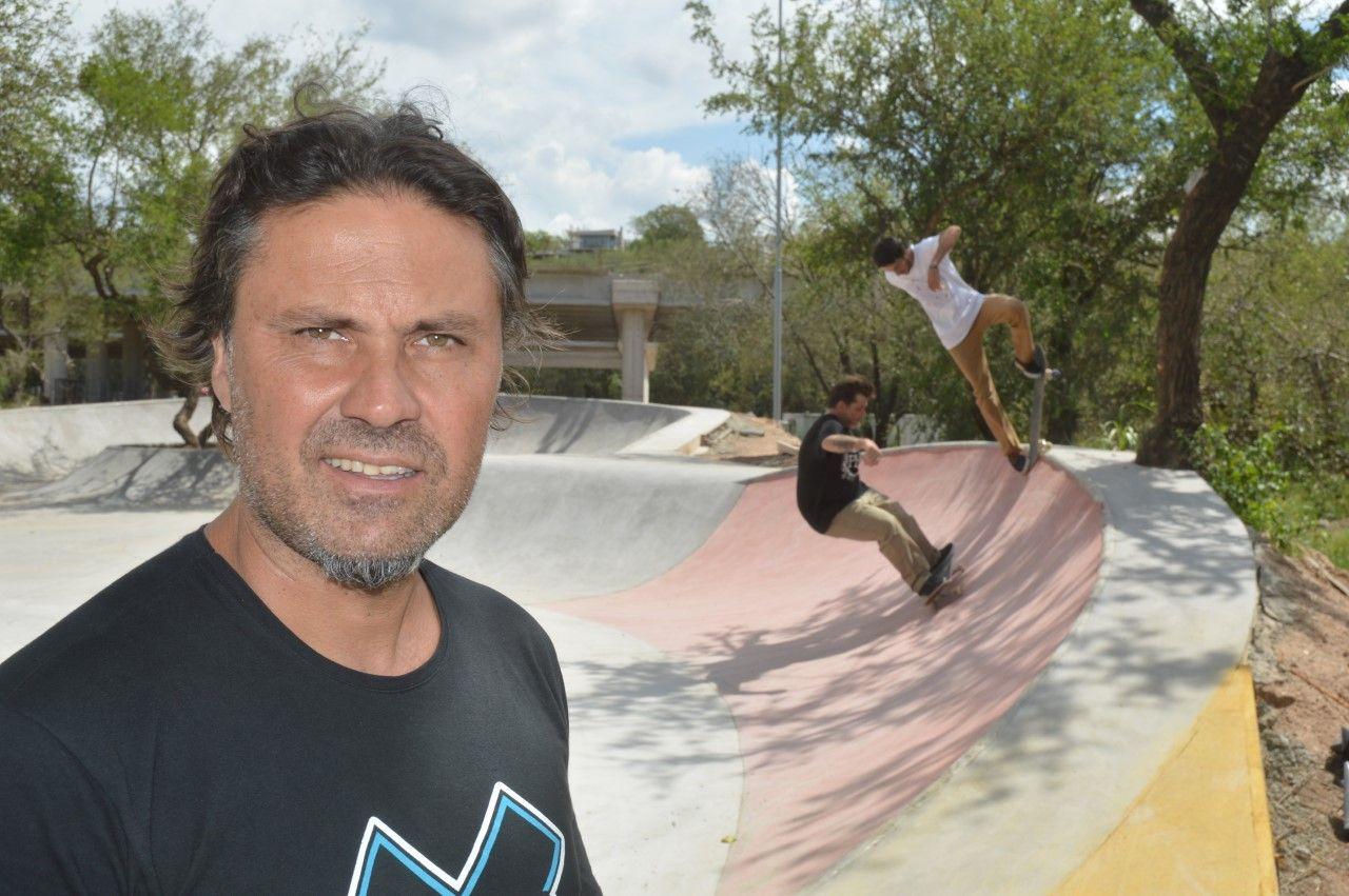 Mariano Schiaretti, hijo del gobernador cordobés y vocal de la Agencia Córdoba Deportes.