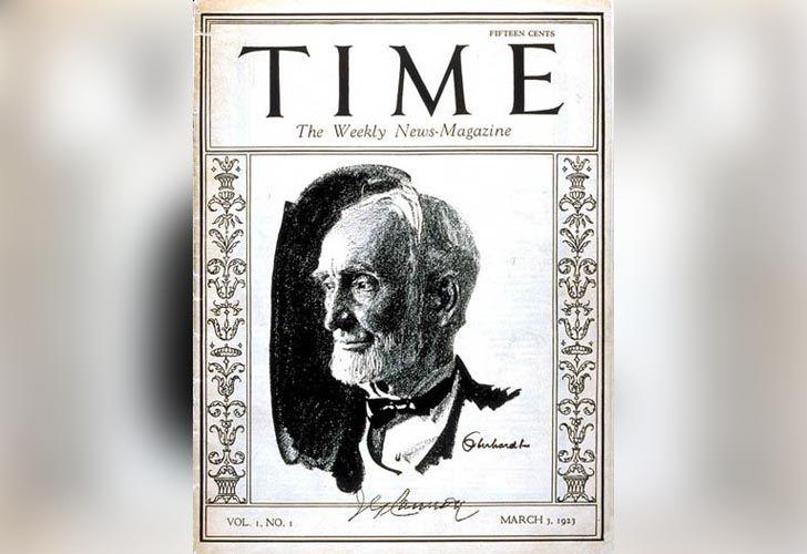 Revista Time - Primer número