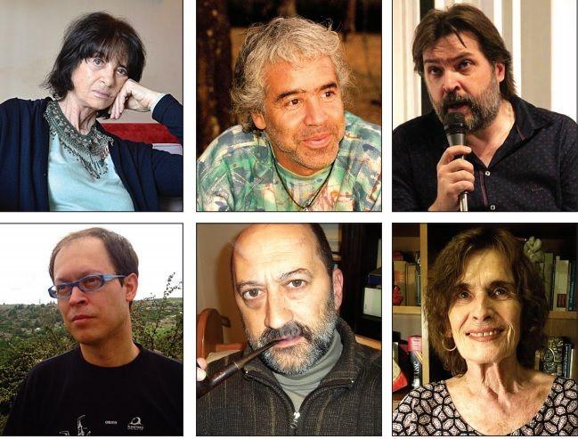 OFICIO. Sued, Sironi, Calle, Mattoni, Anadón y Caballero, escritores dedicados a la apasionante y compleja misión de traducir.
