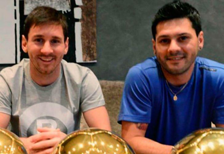 Matías Messi, el hermano de Lionel, envuelto en un nuevo escándalo.