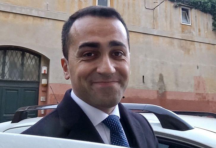 Luigi Di Maio, líder de el Movimiento 5 Estrellas (M5S)