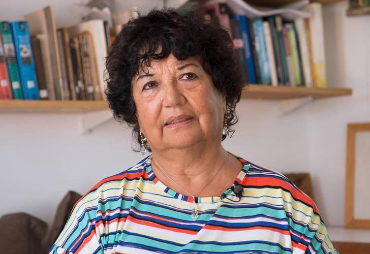 La integrante del directorio del Conicet, Dora Barrancos.