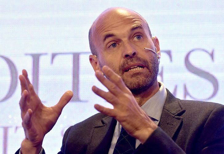 Guillermo Dietrich aseguró que la cantidad de pasajeros de Aerolíneas creció un 60%.