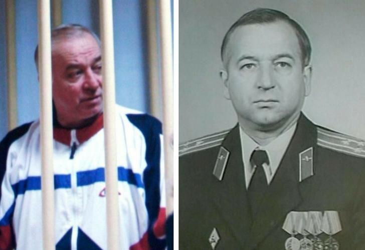 Sergei Skripal, ex espía ruso.