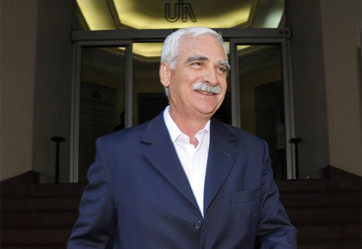 Juan Carlos Lascurain, expresidente de la Unión Industrial Argentina (UIA).