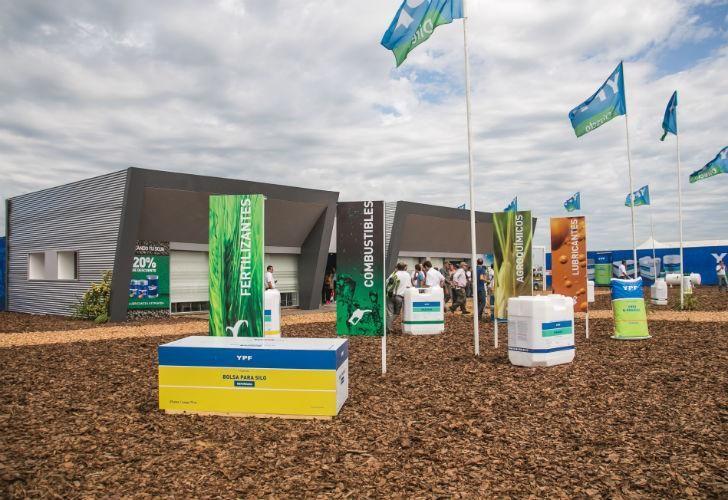 YPF Directo y su apuesta en Expoagro 2018.