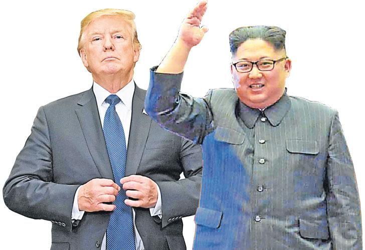 Inedito. La bilateral sería la primera entre un presidente estadounidense en ejercicio y un líder norcoreano. Clinton visitó Pyongyang tras dejar el poder.