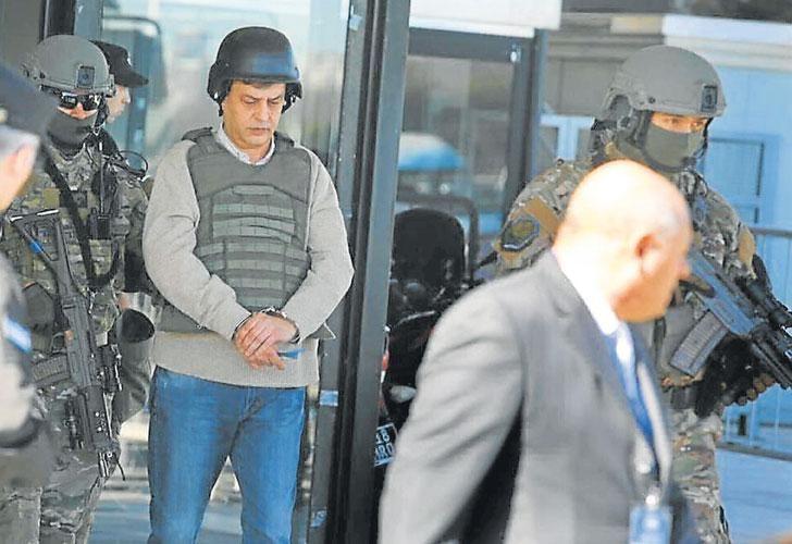 """Pseudoarrepentido. En un escrito ante Bonadio, habló del matrimonio Kirchner y dijo que está detenido por mandarse una """"burrada""""."""