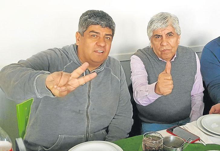 Presidente y vice. Padre e hijo son investigados por su gestión en el club de Avellaneda.