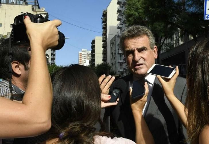 Agustín Rossi.