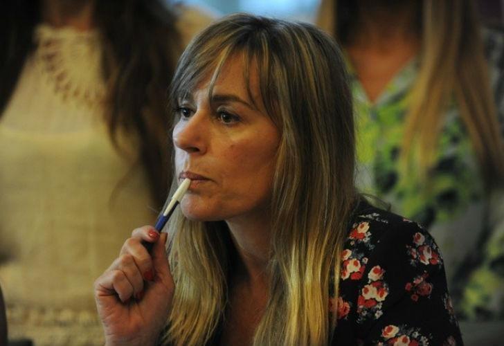 La exdiputada del Frente Para la Victoria, Juliana Di Tullio.