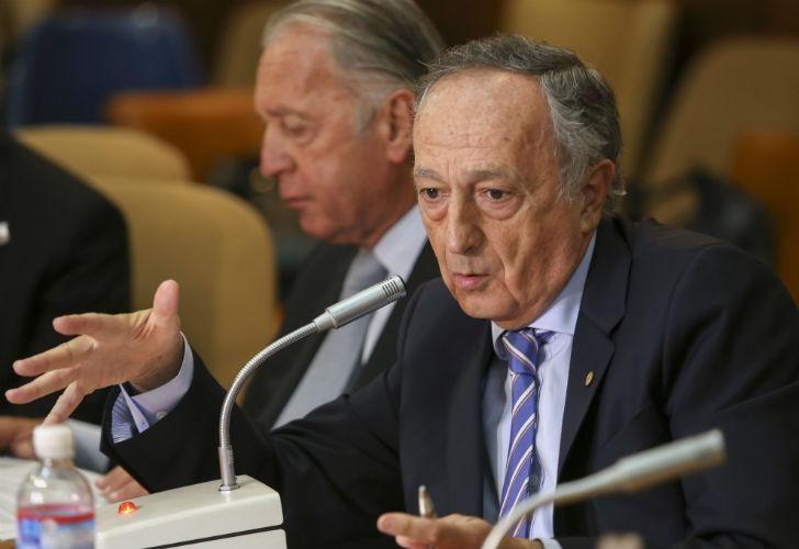 El presidente de la Unión Industrial Argentina, Miguel Acevedo.