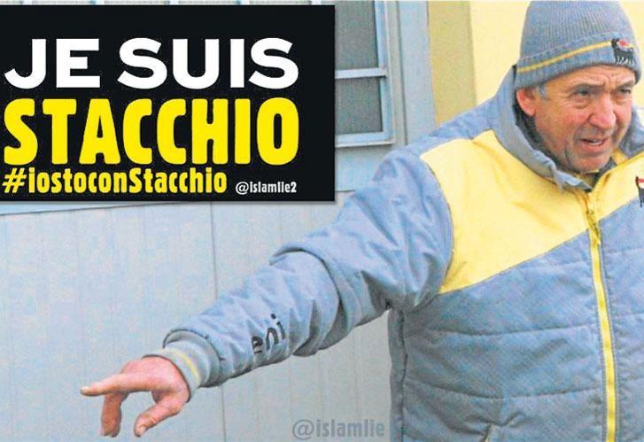 Graziano Stacchio mató con su fusil de caza a uno de los delincuentes que robaban a su vecino en Italia y se convirtió en un héroe nacional usado electoralmente.