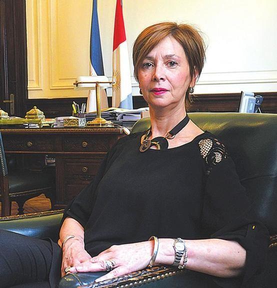 DESAFIOS. La presidenta del TSJ anunciará ejes de la gestión 2018.