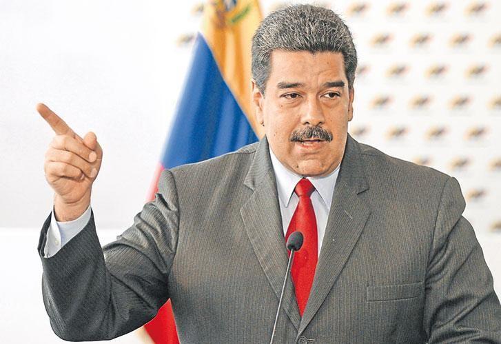 Maduro. Junto a su mentor, Chávez, le llevó dos décadas destruir a un país.