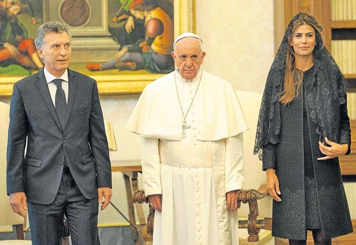 Retratos La cara de Bergoglio en la primera foto con Macri mostró la relación difícil entre ambos. Con CFK siempre hubo buena sintonía. Bullrich se ganó un reto de Peña. Vidal maneja con discreción sus intercambios.