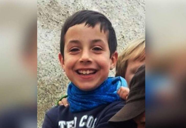 Gabriel Cruz tenía 8 años. Fue encontrado muerto este domingo.