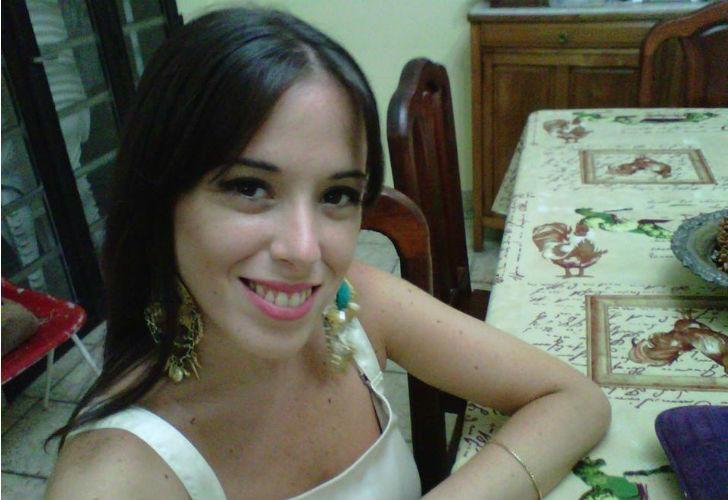 Carla Vallejos Blanco, la joven argentina de 28 años que falleció en el accidente del helicóptero en Nueva York.