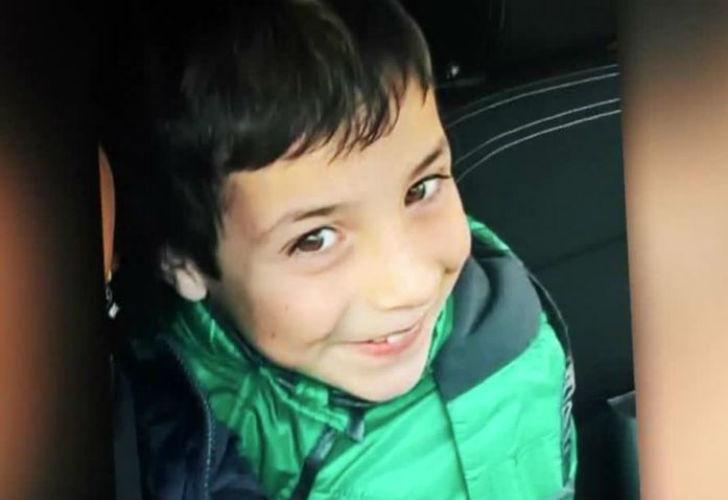 Gabriel Cruz, el niño de 8 años que encontraron muerto en el baúl de la pareja de su padre.