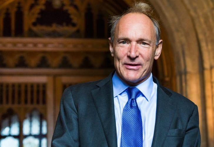 Berners-Lee es el inventor de la www.