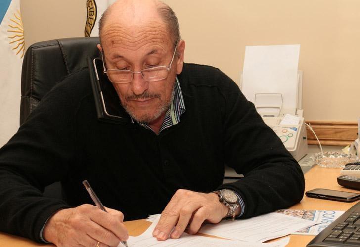 Carlos Vergara, Titular de la OUCRA-Rosario e interventor en la seccional de La Plata
