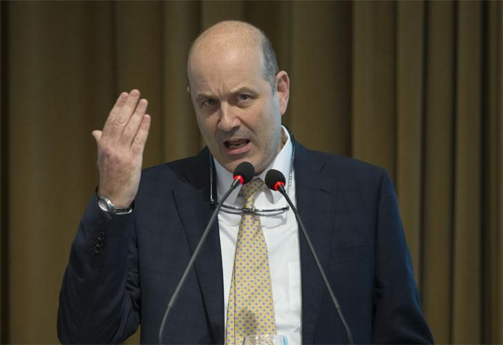 Federico Sturzenegger, presidente del Banco Central de la República Argentina