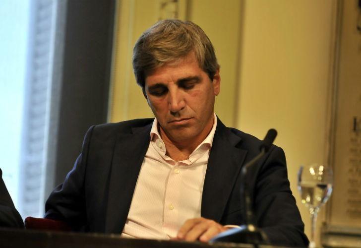 Luis Caputo.