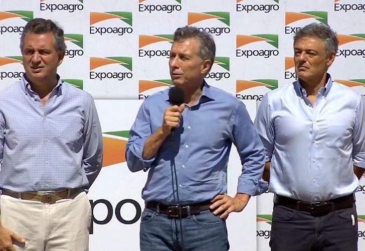 Macri lanzó un plan desburocratizador del agro.