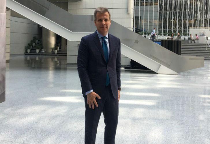 Martín Redrado, ex presidente del Banco Central.