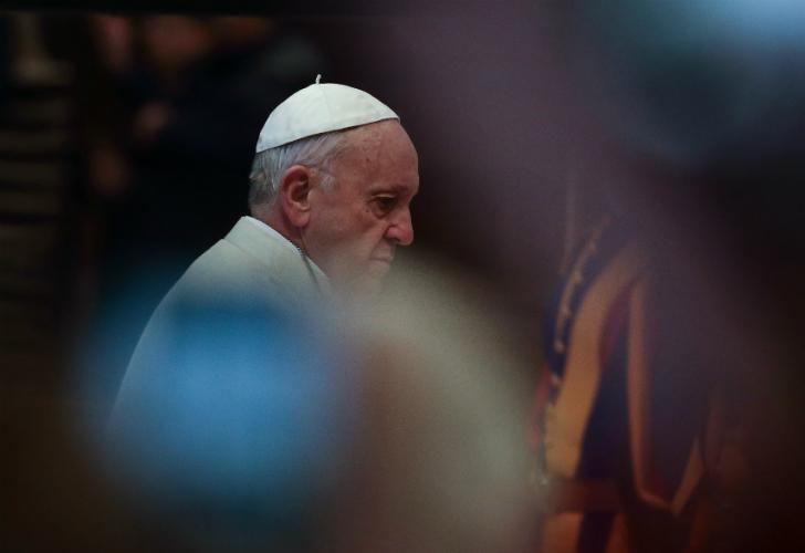 Jorge Bergolio fue elegido Papa en 13 de marzo de 2013.
