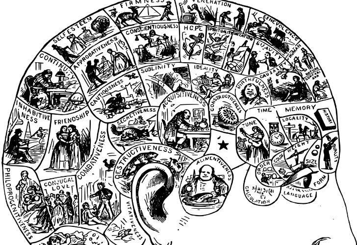 El cerebro salió del cráneo