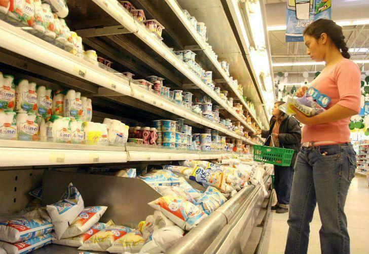 La inflación de febrero en Capital Federal fue del 2,6%.