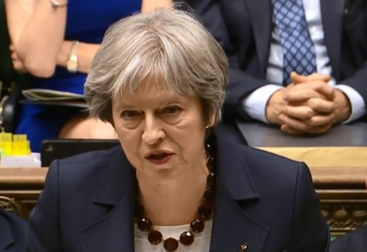 La primera ministra británica, Theresa May, expulsó a 23 diplomáticos rusos por el ataque al exespía Sergei Skripal y su hija en la localidad inglesa de Salisbury.