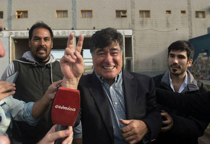 El exsecretario de Legal y Técnica recuperó su libertad el 24 de marzo.