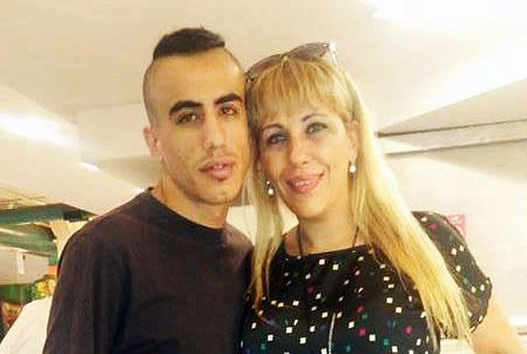 LLUVIA DE BALAS. La casa de Sergio fue atacada a tiros el miércoles.