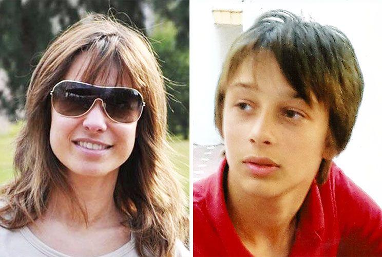 María De Los Ángeles Bruzzone y Manuel Storani. Fallecieron en un choque en el río Luján, el 31 de marzo de 2016.