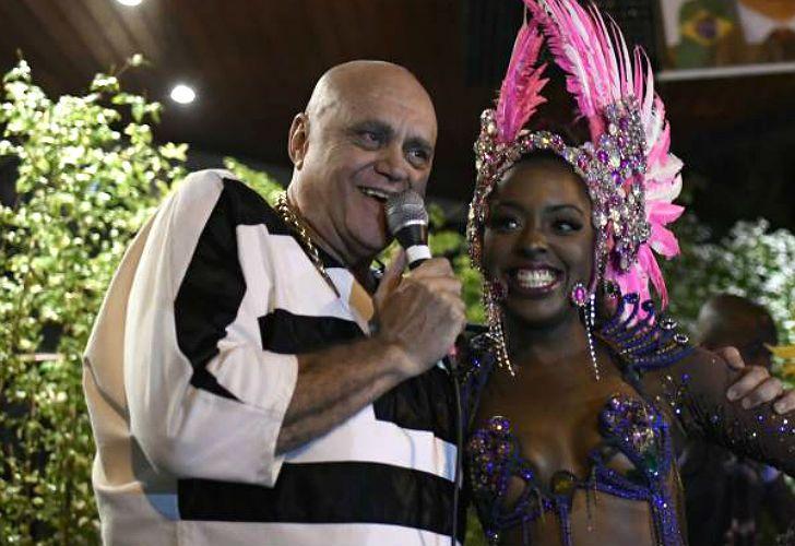 Los festejos de Maroni por la detención de Lula (1)