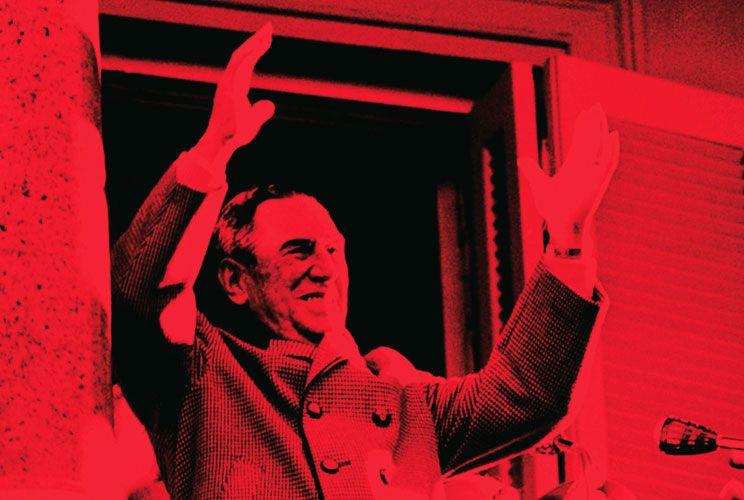 Perón. Antes de morir, dejó claramente expresado su mensaje: eligió a los sectores de la derecha y sindicales de su movimiento político. Todo en un contexto de divisiones.