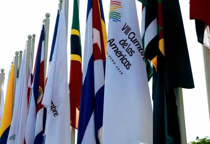 Lima es la sede de la 8° Cumbre de las Américas