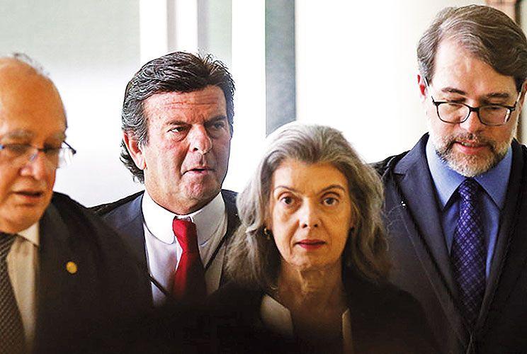 Corte brasileña. Avaló el proceso contra Lula da Silva, que lo dejaría fuera de las elecciones. Tiene un gran protagonismo.