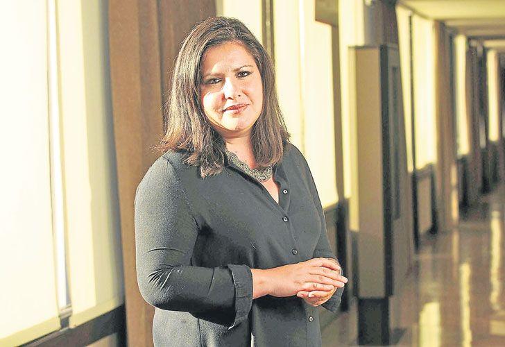 Guevara Rosas. Abogada especializada en la lucha feminista.