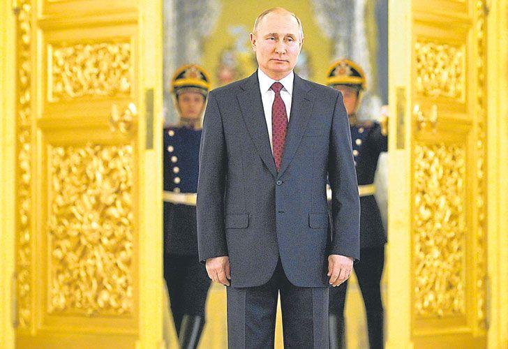 Pragmatico. Putin no ve beneficios en responder con misiles.