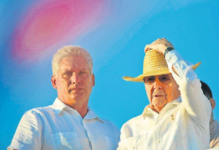 Heredero. Desde que Castro anunció su retiro, todas las miradas se dirigen a Miguel Díaz-Canel.