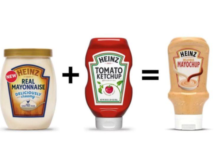 ¿Mayochup? ¿Mayoketchup? ¿Salsa Rosada?. Heinz apuesta a lanzar  un nuevo producto pero los usuarios de redes sociales abrieron el debate.