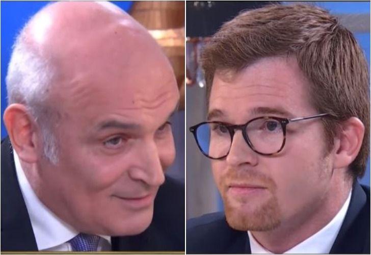 Nicolás Massot y José Luis Espert, enfrentados en