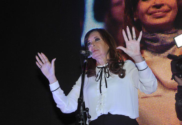 Cristina Fernández de Kirchner, contra el