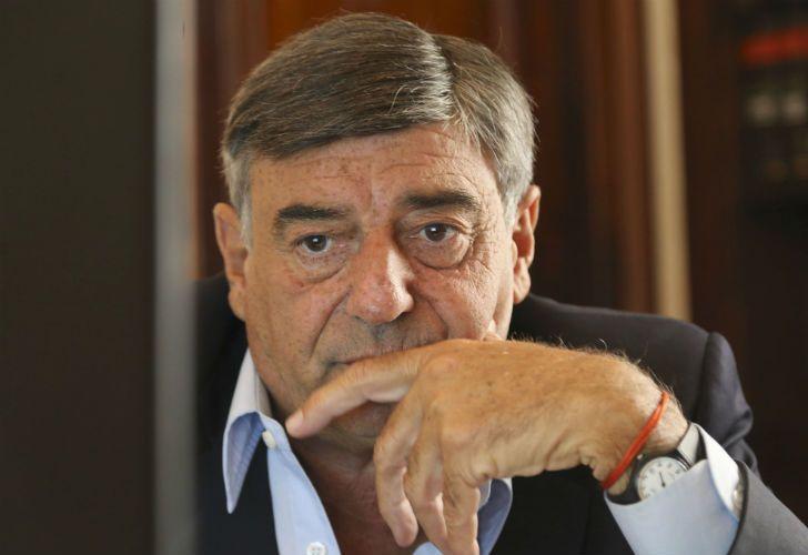 l ex titular de la Unidad Especial de Investigación por la causa AMIA, Mario Cimadevilla.