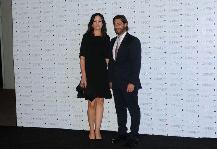 Carolina Stanley y Federico Salvai.