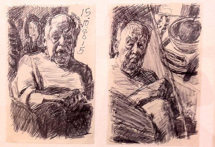 Diario Gráfico, de Guillermo Roux